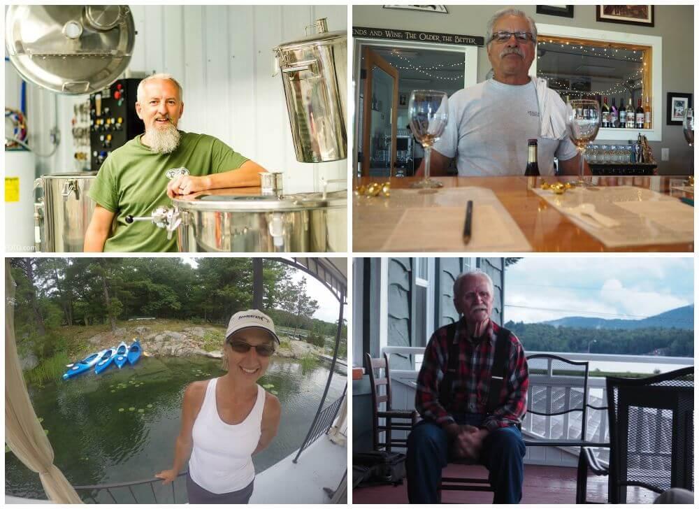 Entrepreneurs in the Adirondacks