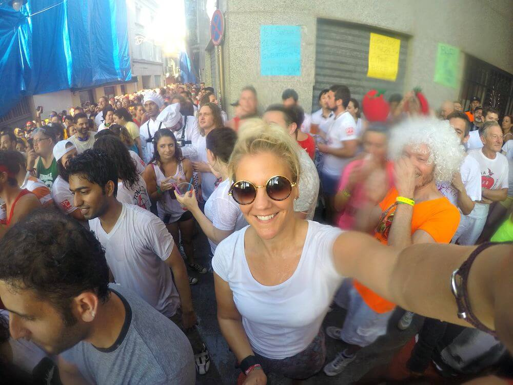Tomatina Festival 2015