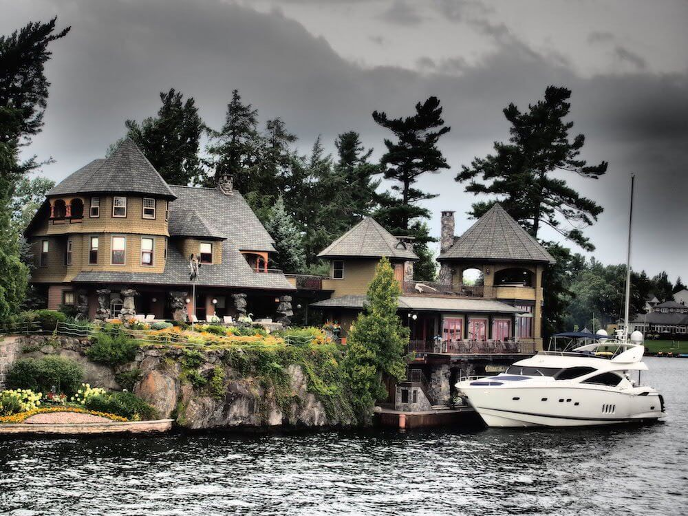 Exploring the Thousand Islands