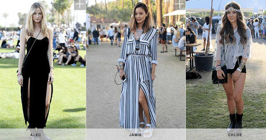 festival fashion with zalando