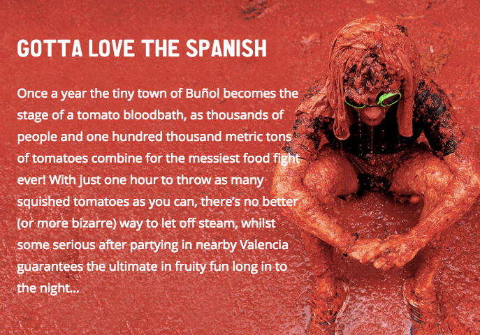 Tomatina with Busabout