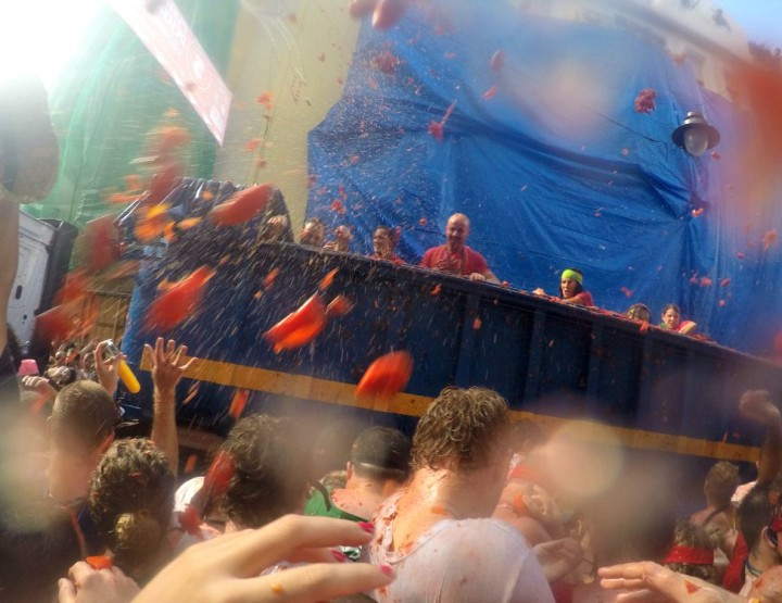 Photos from Tomatina 2015: 70th Birthday Edition