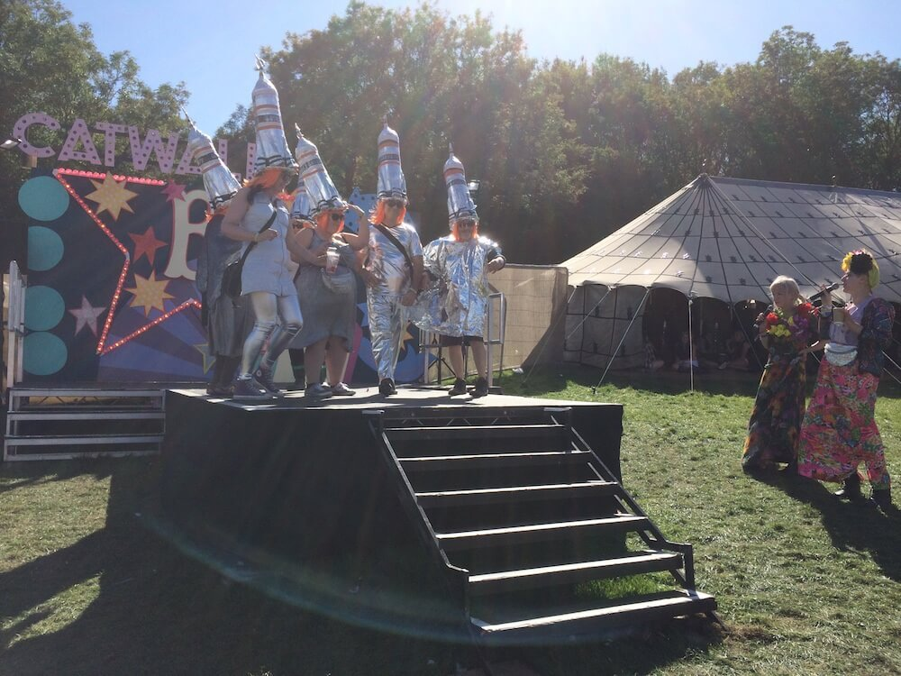 Bestival fancy dress