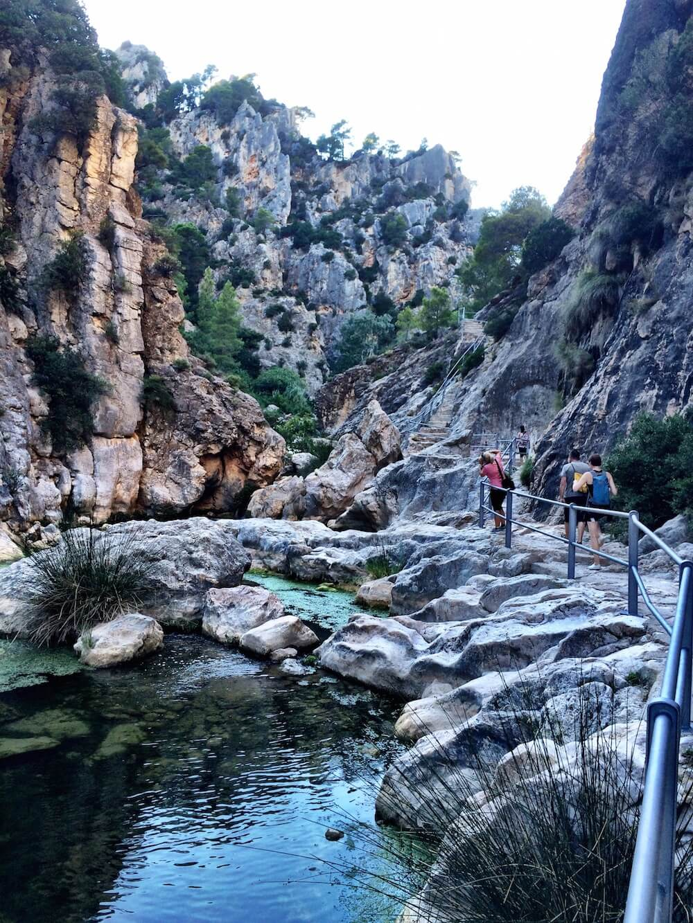 Cool spot in Costa Brava