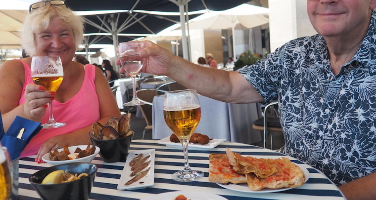 How to Spend a Weekend with Parents in Barcelona