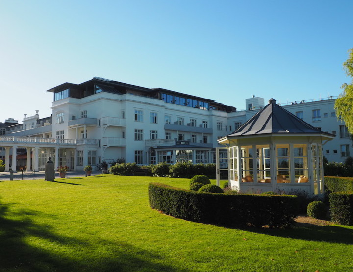 Kurhotel in Skodsborg: Nirvana in Denmark