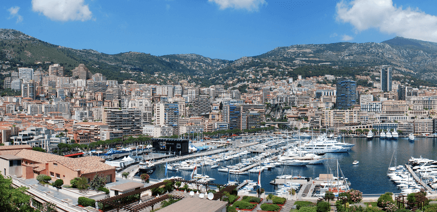 Monaco one of the most expensive countries