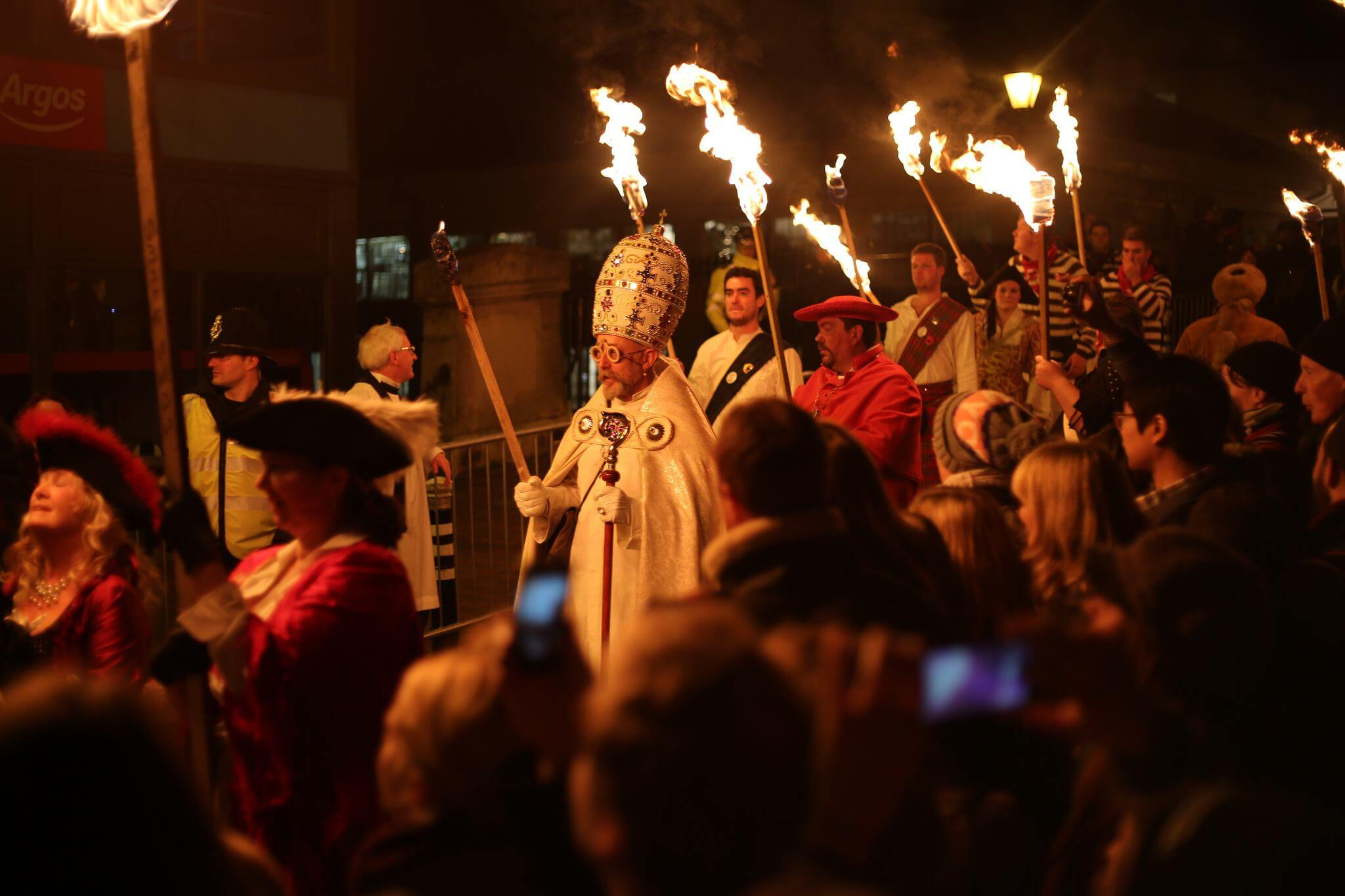 Festivals in December in the UK