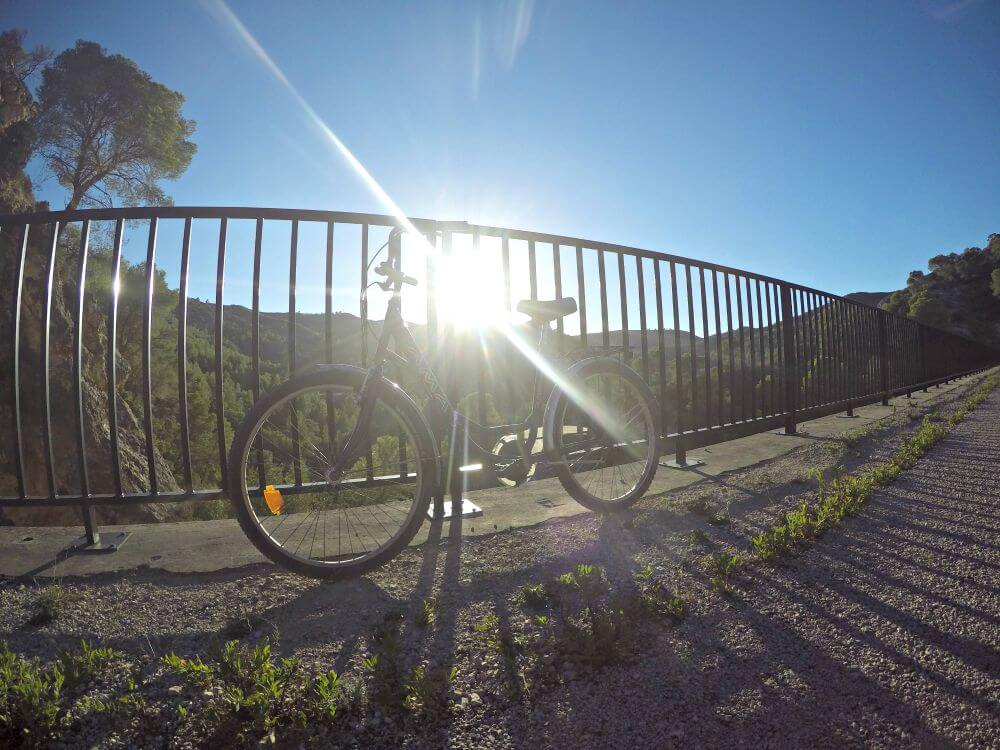 Exploring Catalonia by bike