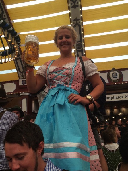 How much does Oktoberfest cost?