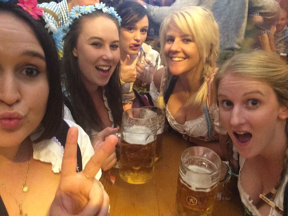 Top tips for Oktoberfest