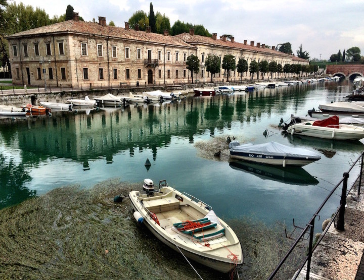 A Few Tales from a Week Around Lake Garda