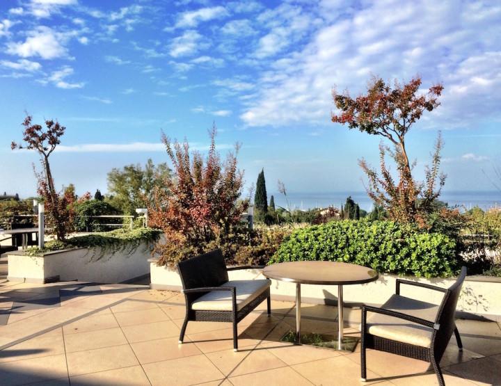 Parc Hotel Germano Review: Menus, Views and Swimming Pools