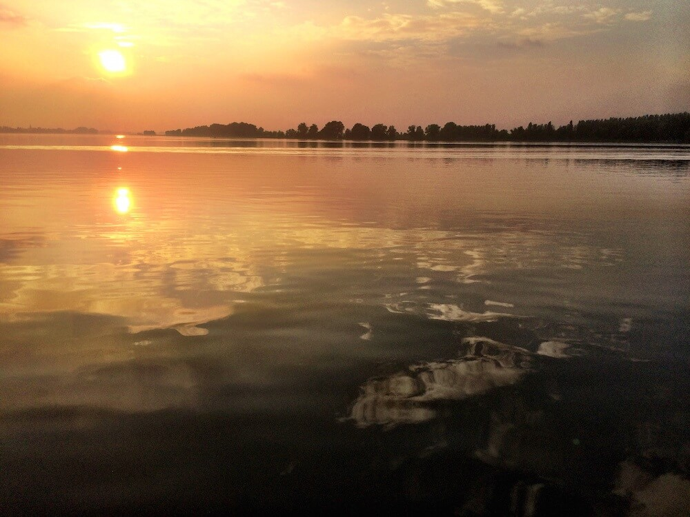 The Mantova Lake