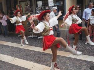 Bardolino Wine Festival dancers