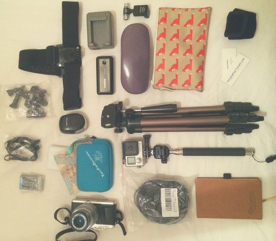Packing list for Norway