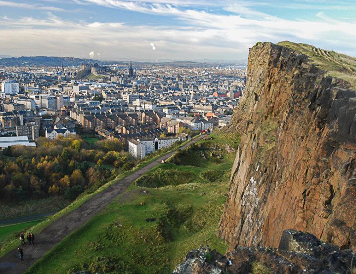 A Weekend in Edinburgh