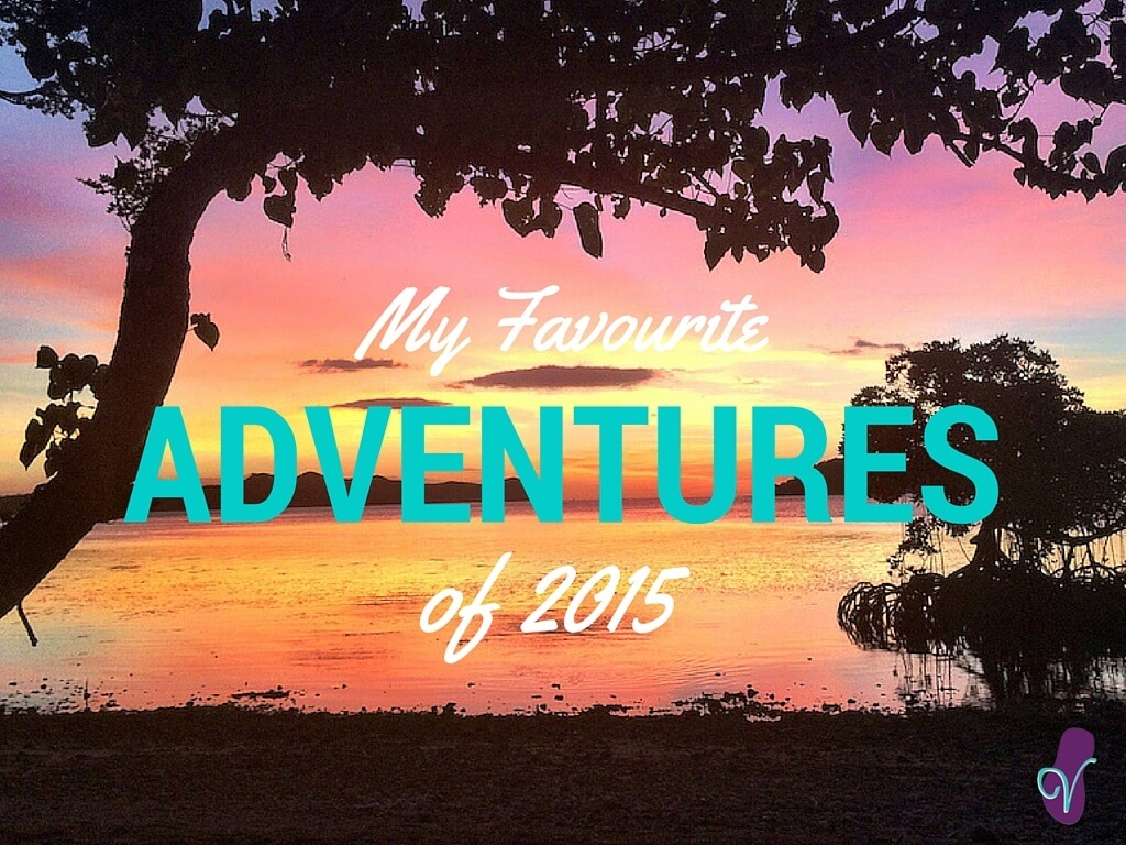 Top adventures from 2015