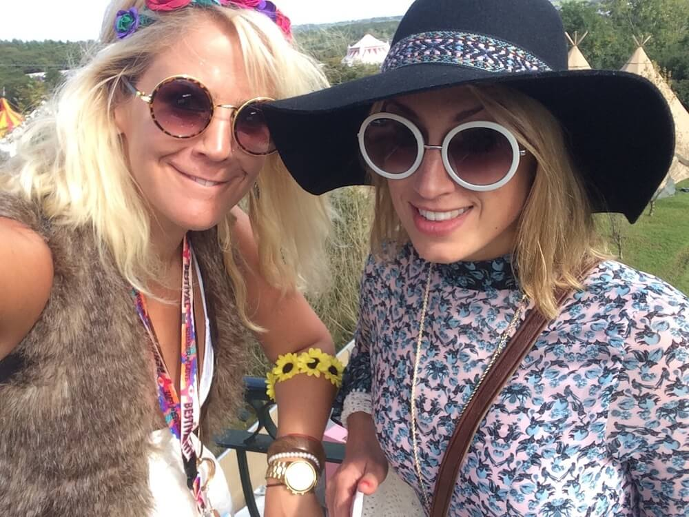 Fun at Bestival 2015