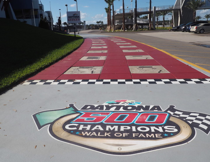 My Big Day Out at Daytona International Speedway
