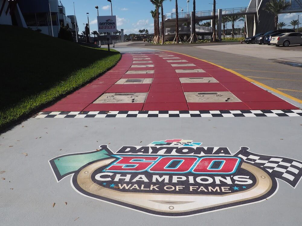 Exploring Daytona Race Track