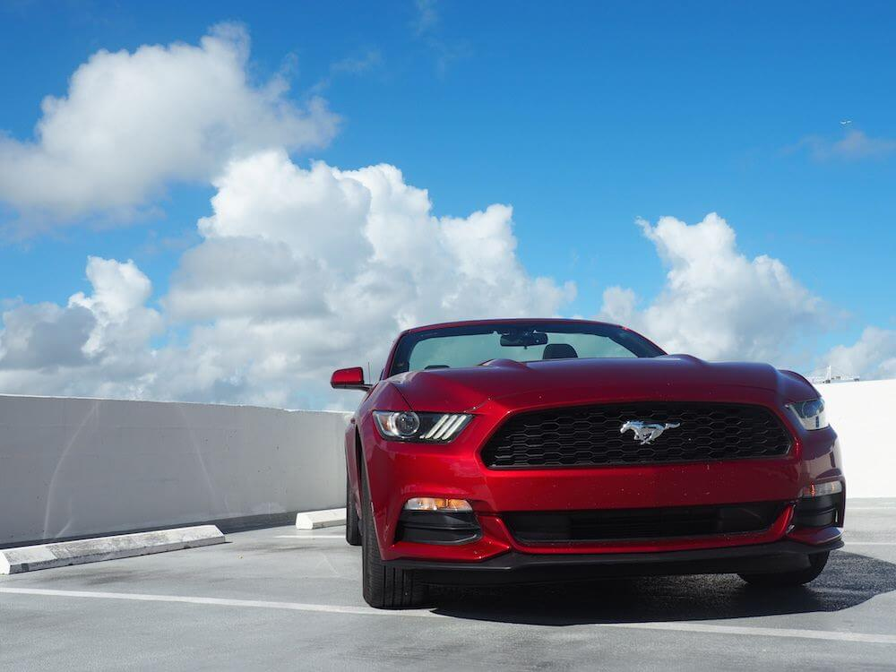 Cars and Florida Road Trip
