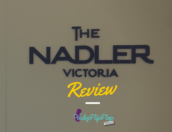 The Nadler Victoria: 2nd Person Ever to Stay in Room 206!
