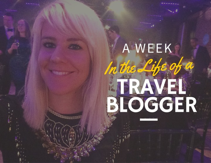 A Week in the Life of This Travel Blogger: London Edition