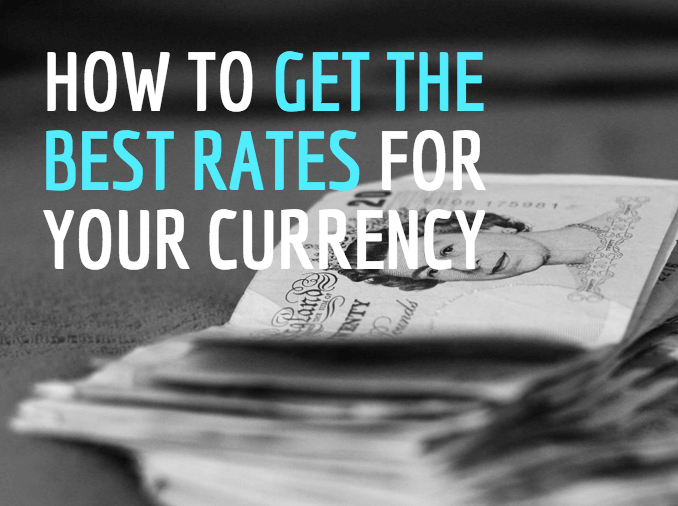 Agio: How to Get the Best Rates for Your Currency