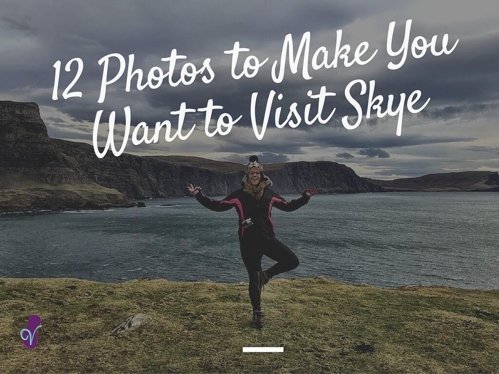 Skye photos from Rabbies