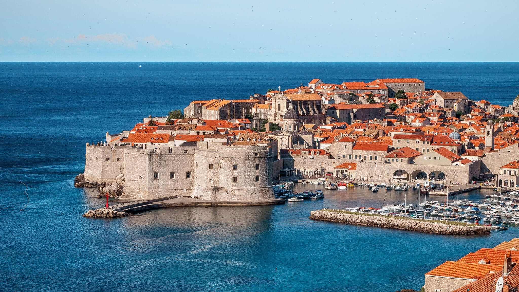 Sights to see in Croatia