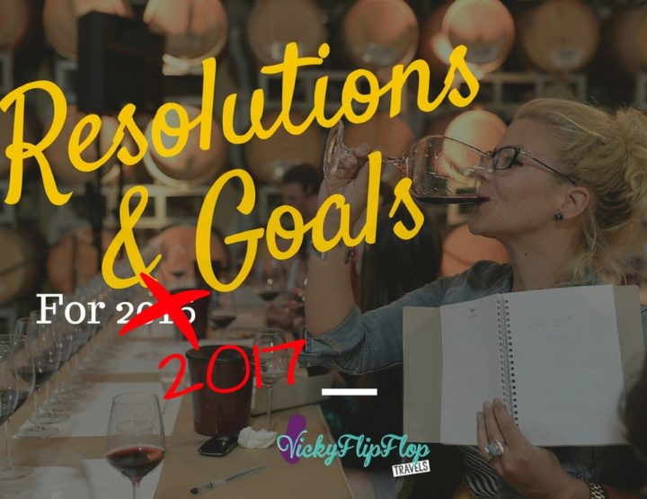 Resolutions and Goals for 2016, and Now 2017