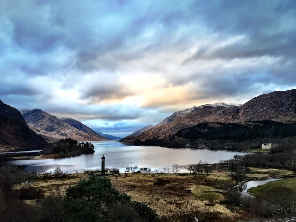 Glenfinnan Views