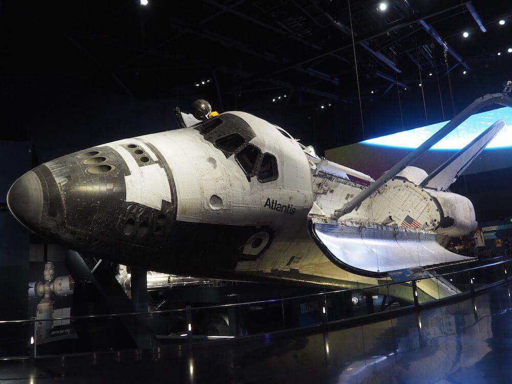 Atlantis Rocket Kennedy Space Centre