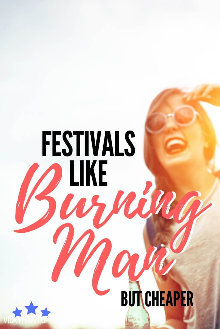 Burning Man Like Events