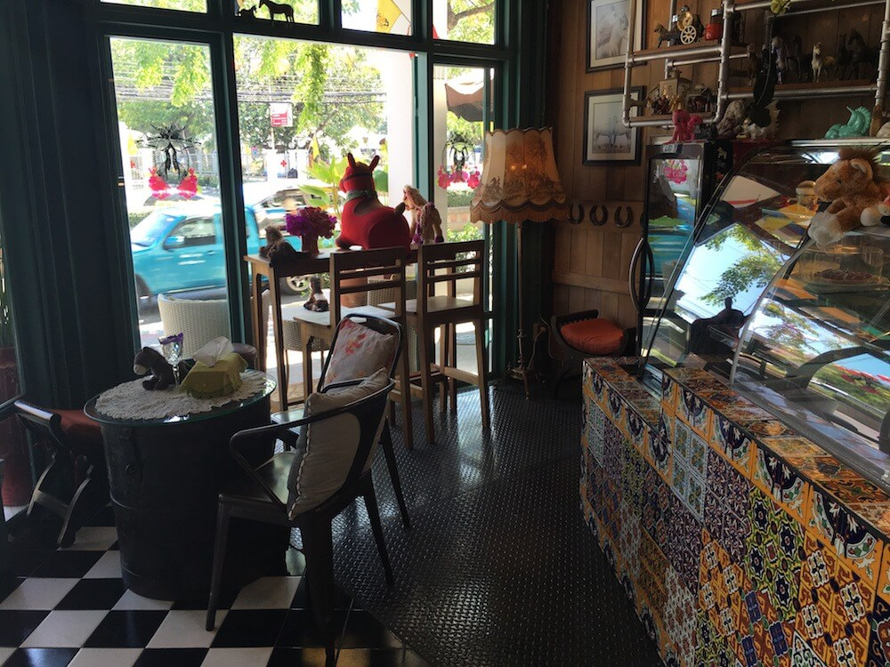 Pony Cafe in Hua Hin