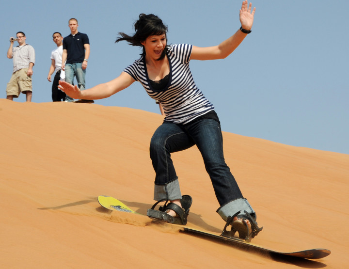 5 Cool Activities in Dubai That Look Better than Just Shopping