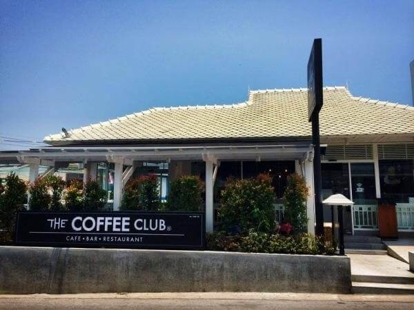 Coffee Club Hua Hin