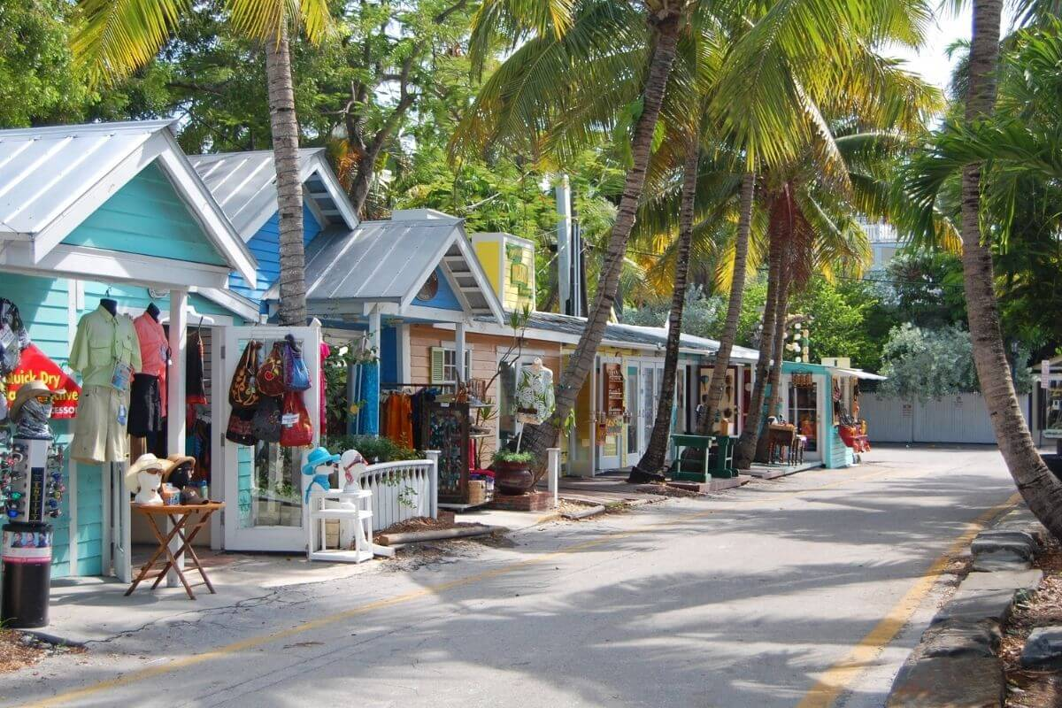 day out in key west