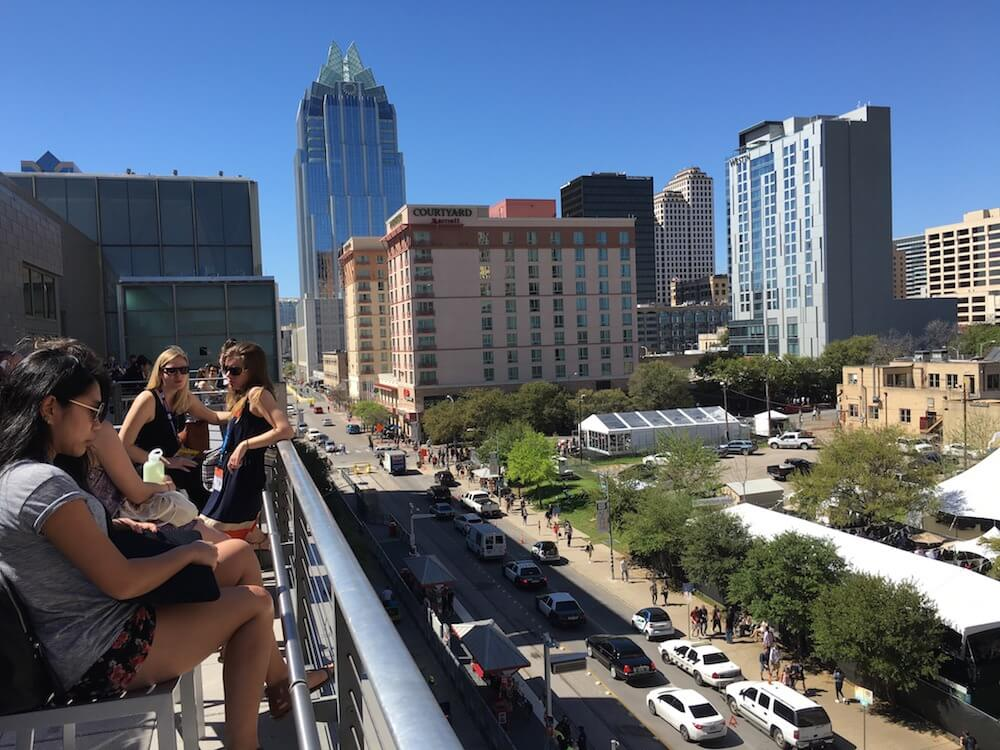 Cost of transport at SXSW