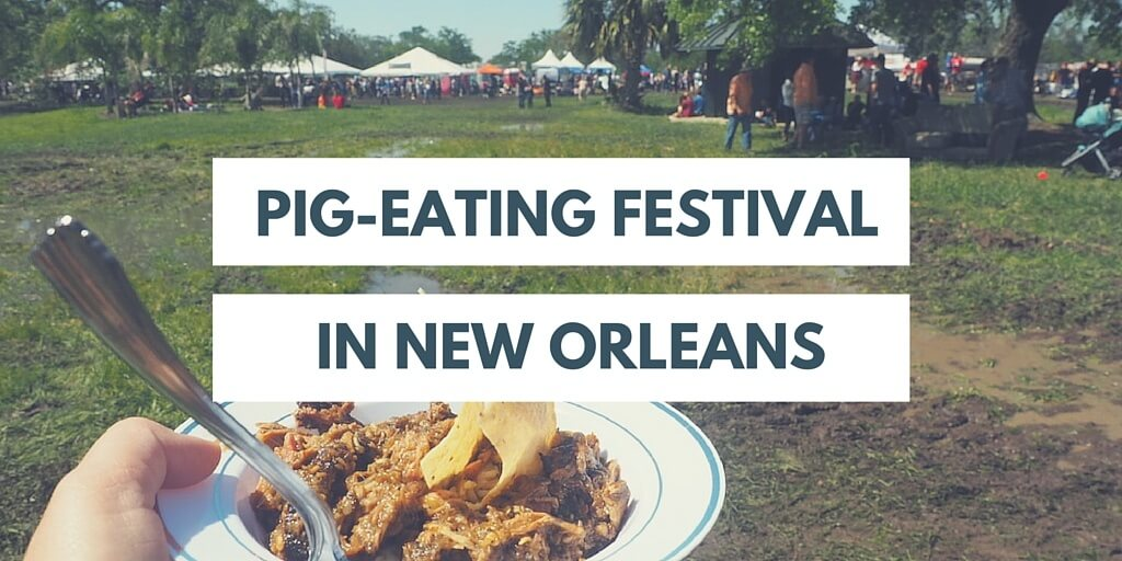 Hogs for the Cause Festival New Orleans