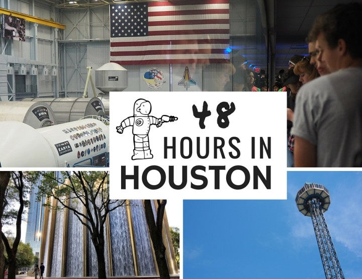 What to Do in 48 Hours in Houston