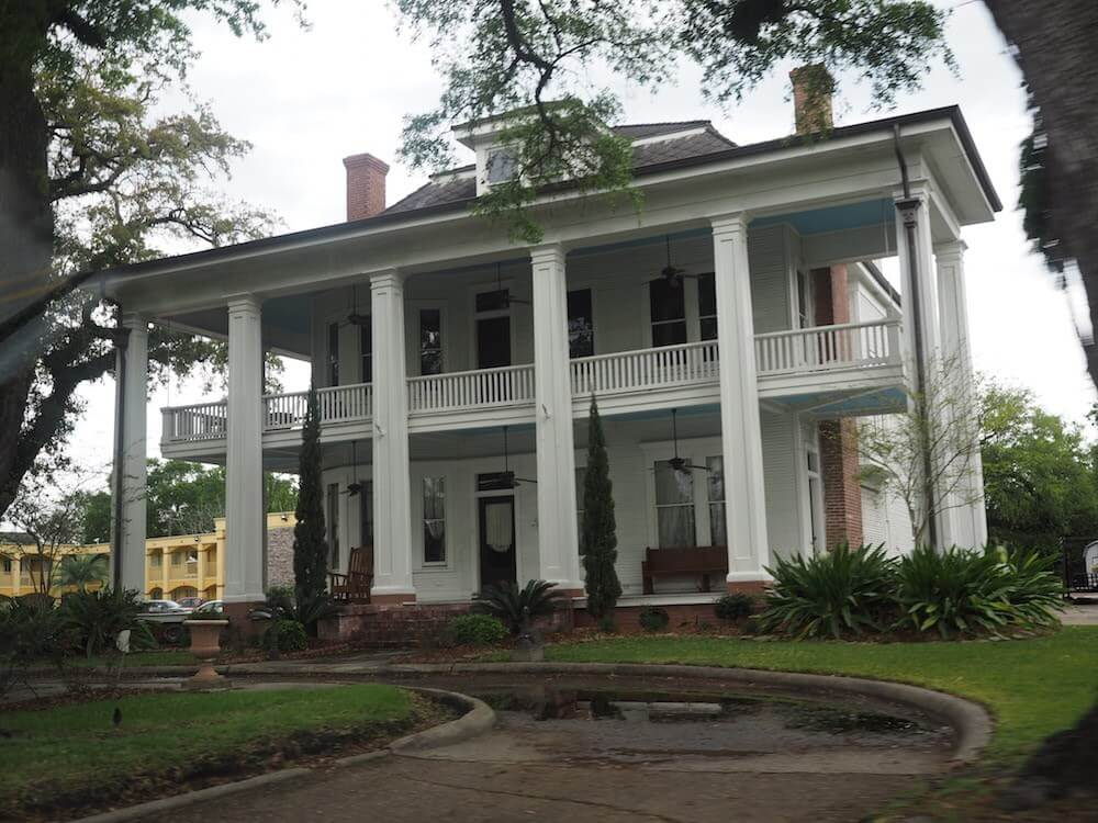 Exploring the houses of Lake Charles
