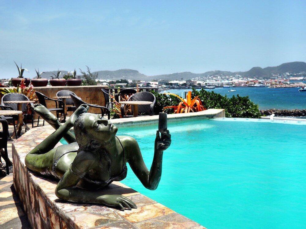 Palm Court Gardens St Kitts