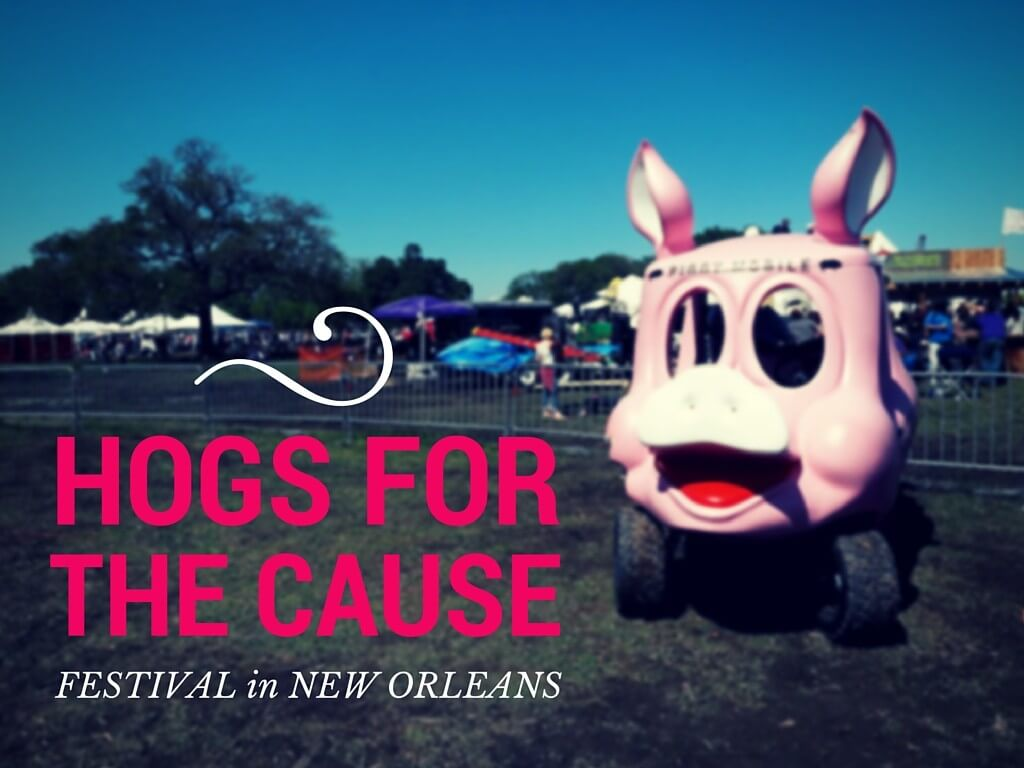 Hogs for the Cause piggies