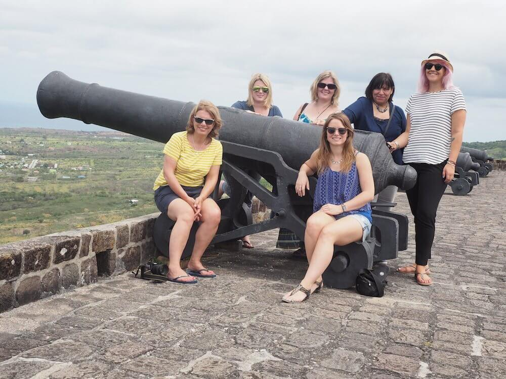 Exploring Brimstone Hill Fortress in St Kitts