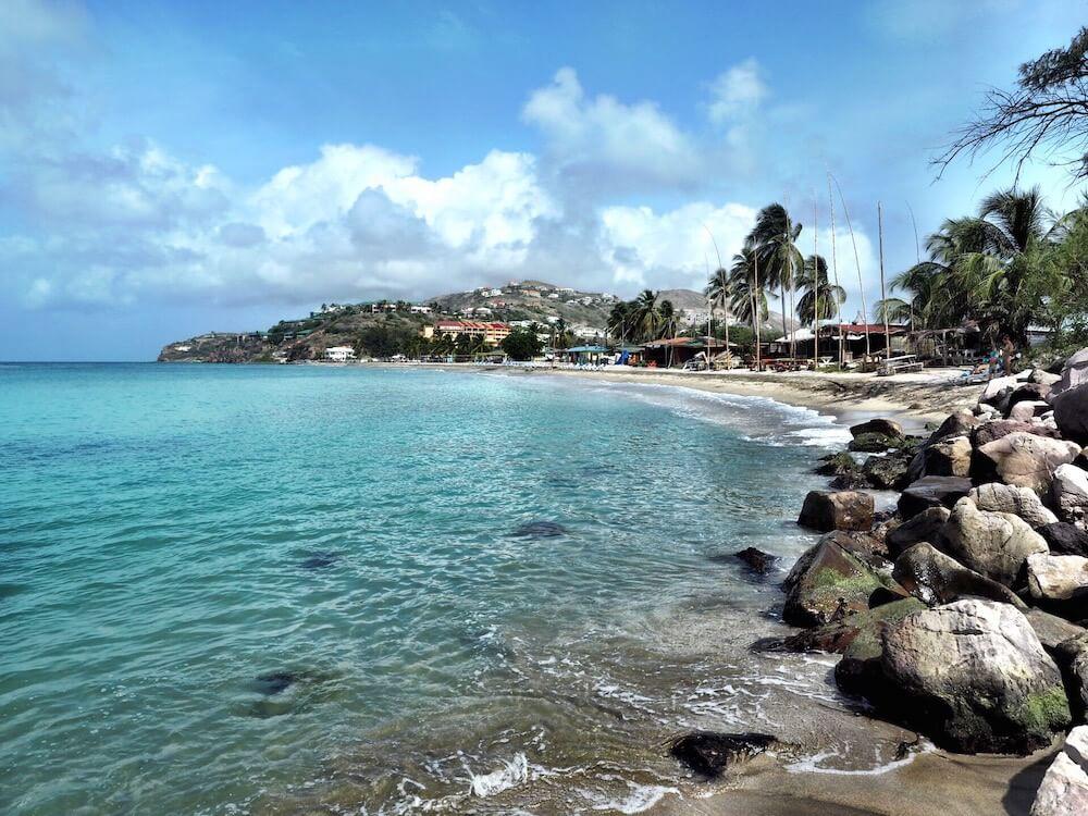 St Kitts Timothy Beach