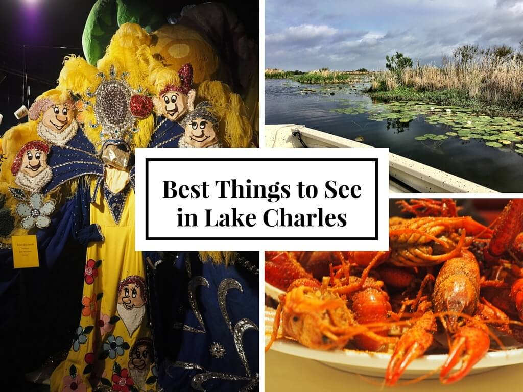 Best things to see in Lake Charles