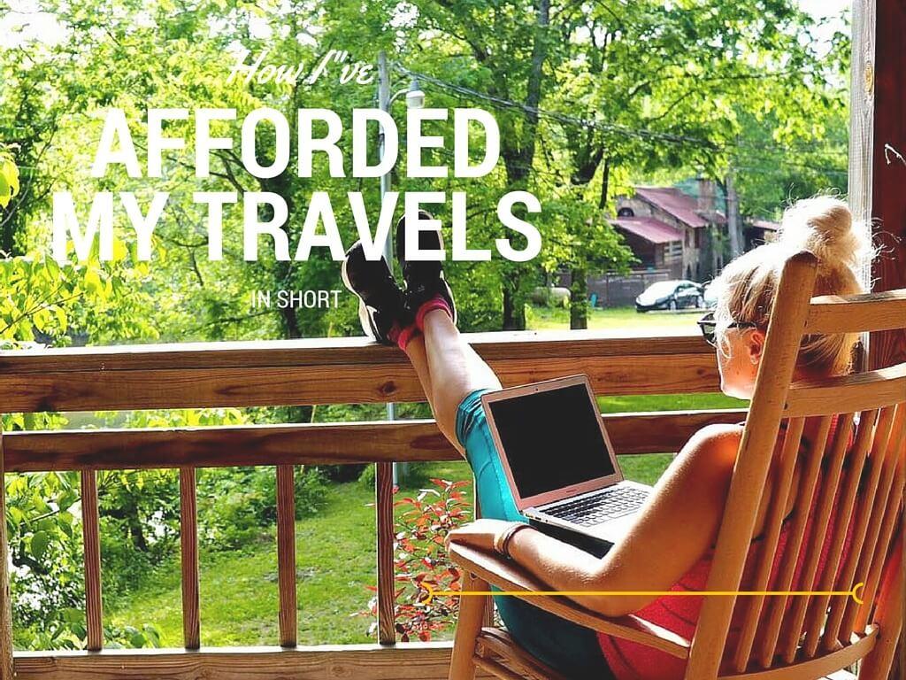 Affording travel