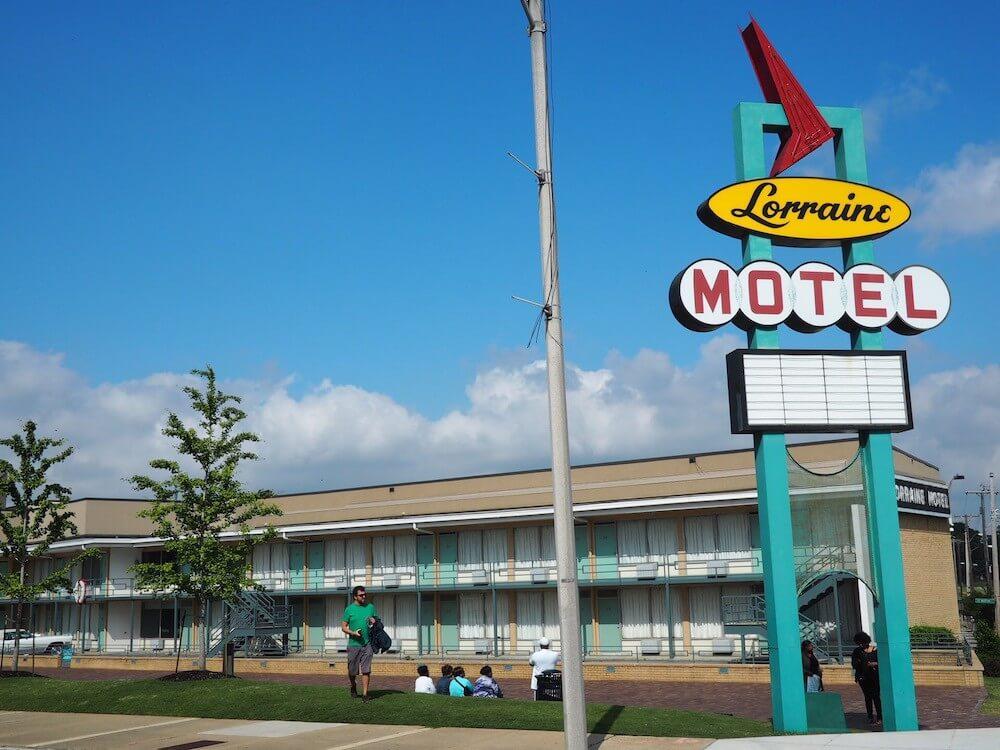 Memphis Lorraine Motel